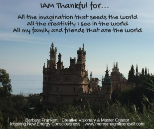 IAM Thankful for...
